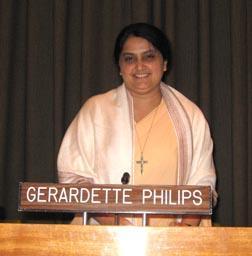 Gerardette Philips rscj